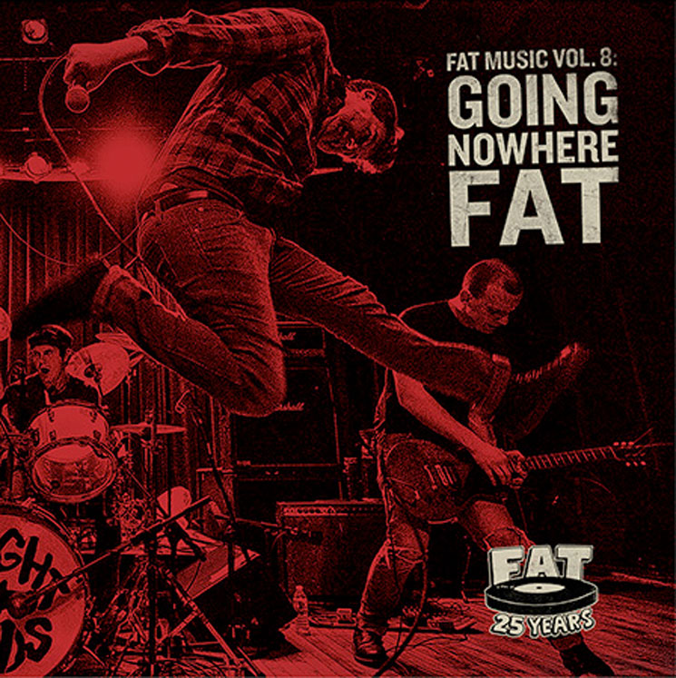 Fat Wreck Chords Reveals New 'Fat Music' Comp