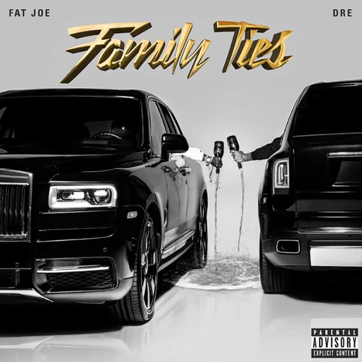 Fat Joe and Dre Family Ties