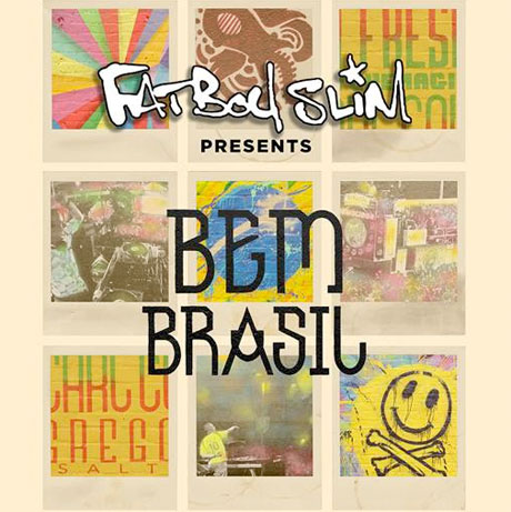 Fatboy Slim Readies the Unofficial Soundtrack to the World Cup: 'Bem Brasil'