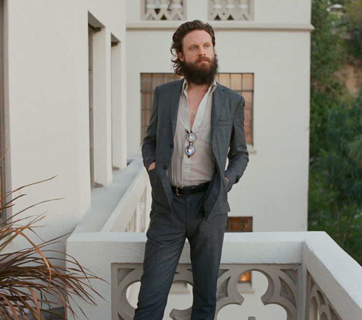 Father John Misty Opens Up About Ornate New LP 'I Love You, Honeybear'