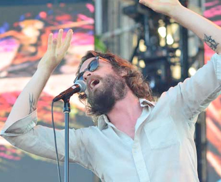 Father John Misty Bell Stage, Quebec QC, July 6
