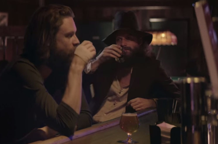 "Father John Misty ""The Night Josh Tillman Came to Our Apartment"" (video)"