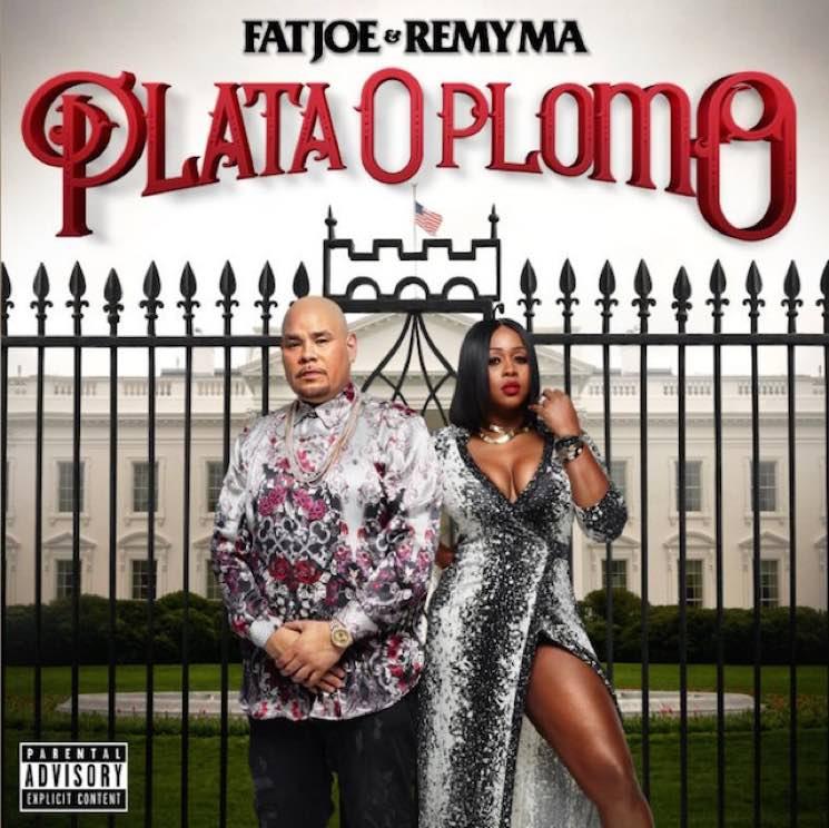 Fat Joe & Remy Ma Plata o Plomo