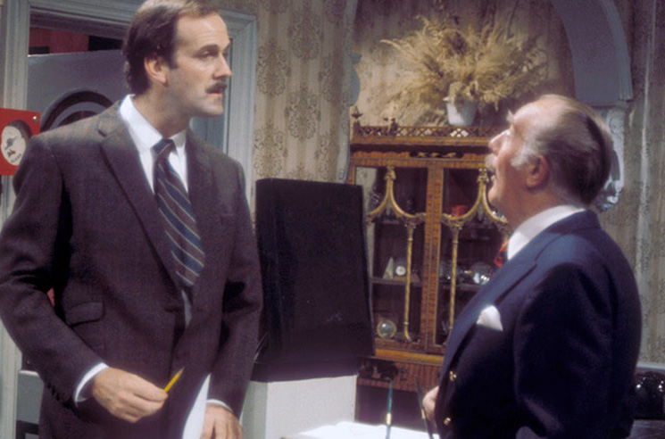 John Cleese Blasts the BBC After 'Fawlty Towers' Episode Gets Removed for Using the N-word