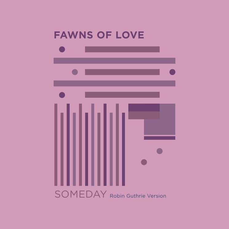 Cocteau Twins' Robin Guthrie Teams Up with Fawns of Love for New 7-inch