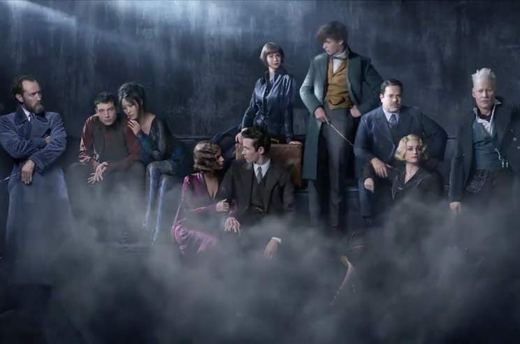 'Fantastic Beasts' Sequel Reveals Title and First Look at Star-studded Cast