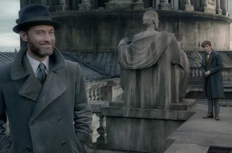 ​Watch the Official Trailer for 'Fantastic Beasts: The Crimes of Grindelwald'