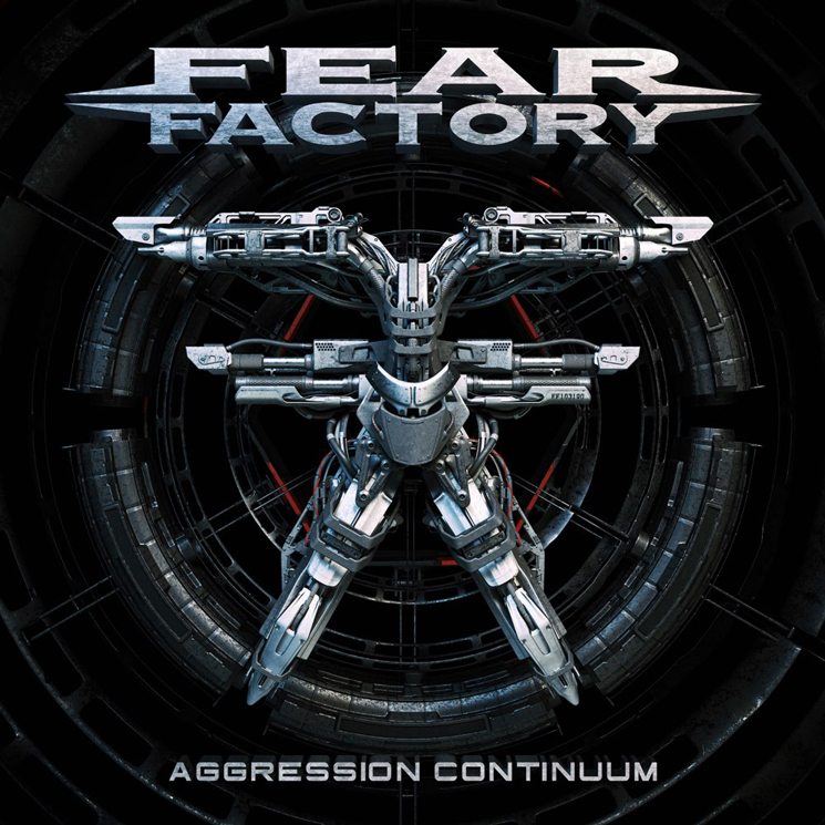 Fear Factory Share First New Song in over Five Years