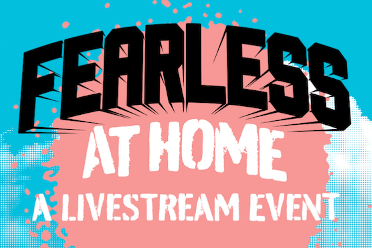 Fearless at Home Livestream Fest Gets August Burns Red, Underoath, Plain White T's
