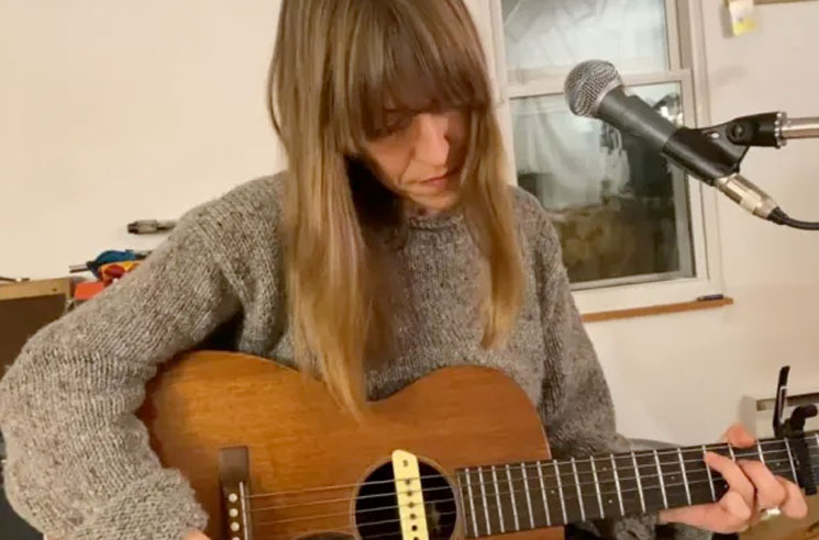Watch Feist Cover Cat Stevens' 'Trouble'