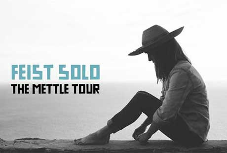 "Feist Announces Intimate ""Mettle Tour"" Solo Dates"