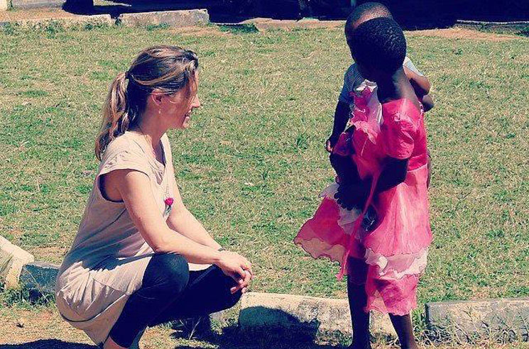 Feist Collects Backpacks for HIV-Positive Children in Malawi