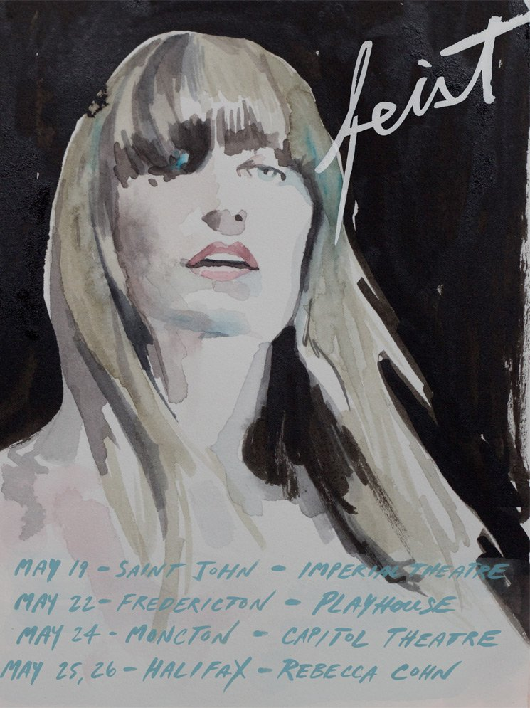 Feist Announces East Coast Canadian Tour