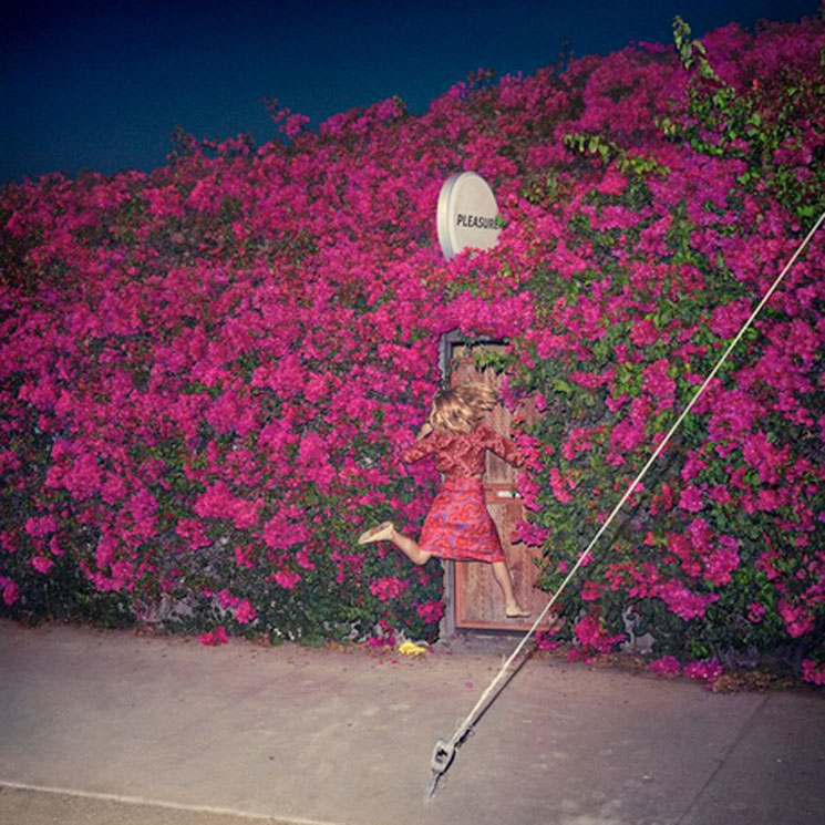 "Feist Shares Her New Song ""Pleasure"""