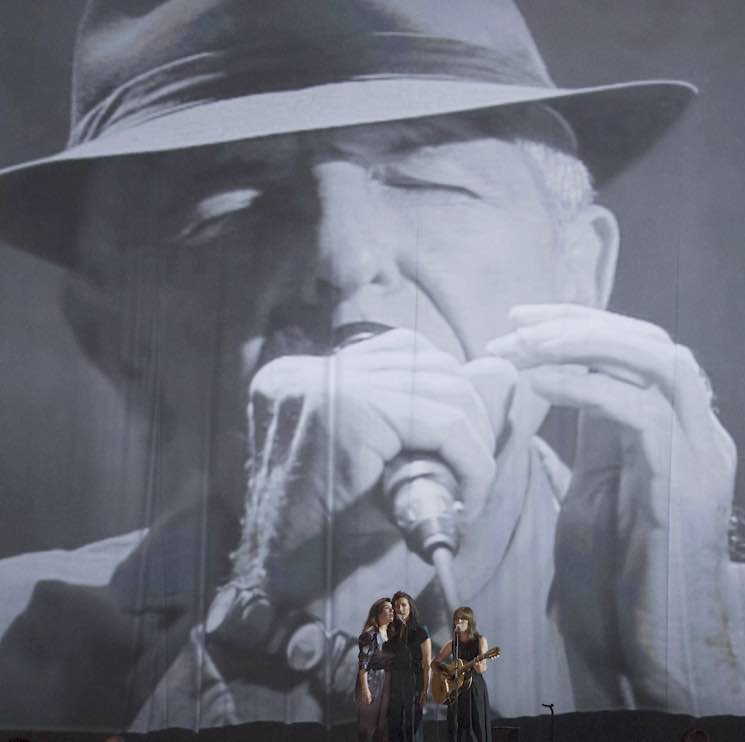 """Feist Shares Studio Version of Leonard Cohen's """"Hey, That's No Way to Say Goodbye"""""""