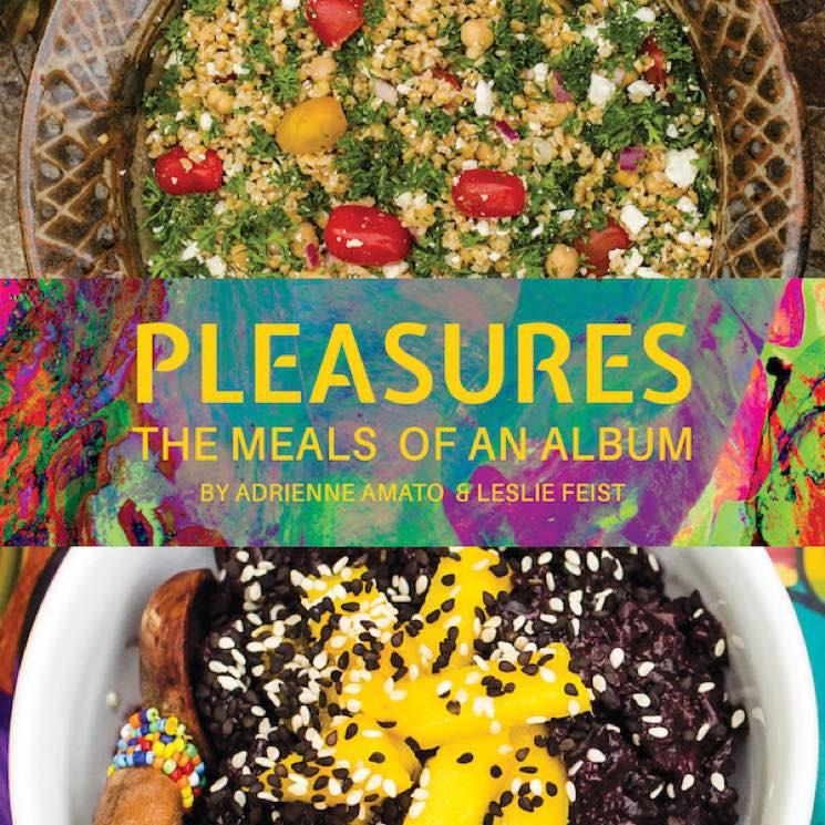 Feist's 'Pleasure' LP Gets Companion Cookbook