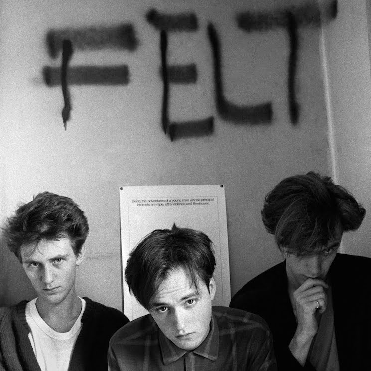 Felt Get Vinyl Reissue Campaign Through Captured Tracks