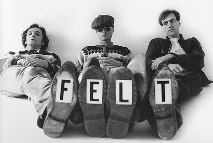 Felt Reveal Second Batch of Vinyl Reissues