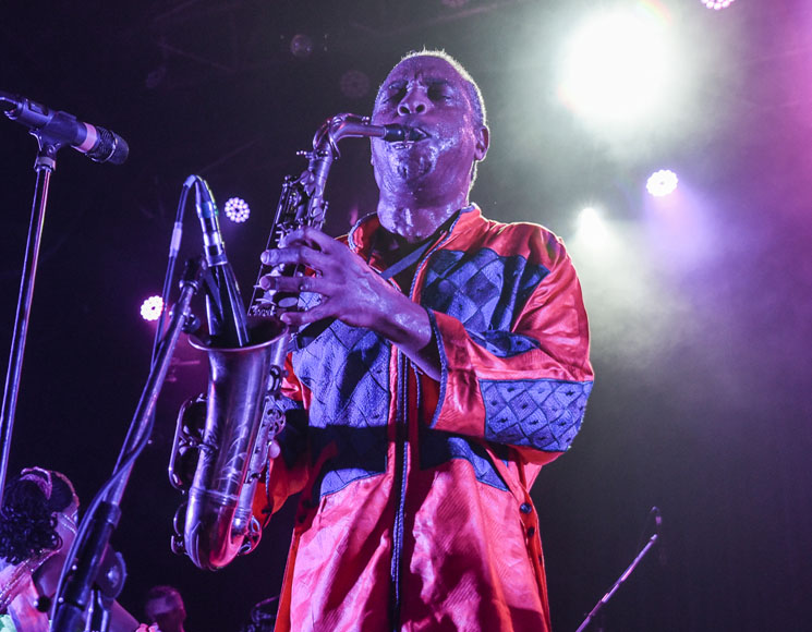 Femi Kuti & the Positive Force Opera House, Toronto ON, July 11