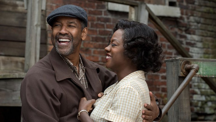 Fences Directed by Denzel Washington