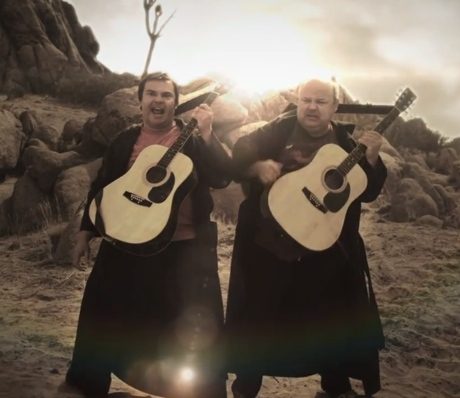 Tenacious D 'Rize of the Fenix' (video)