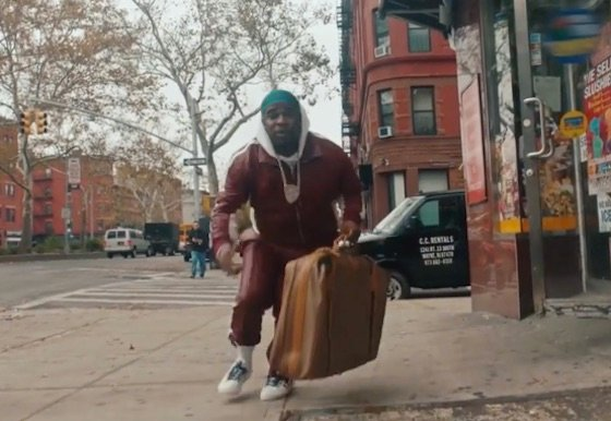 "DJ Premier ""Our Streets"" (ft. A$AP Ferg) (video)"