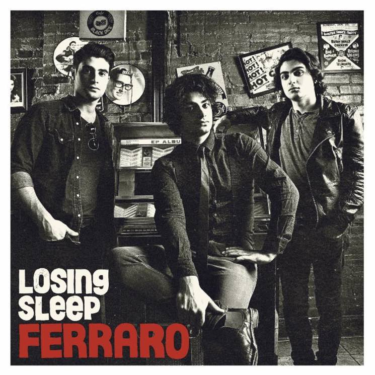 Ferraro Sign to Cadence Music for Debut LP 'Losing Sleep'