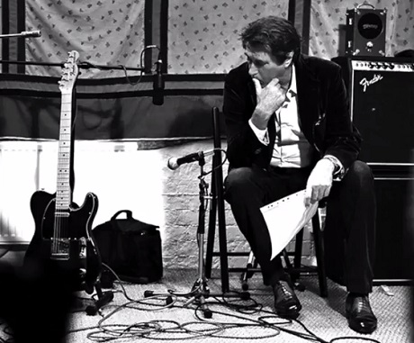 "Bryan Ferry ""Soldier of Fortune"" (ft. Johnny Marr)"