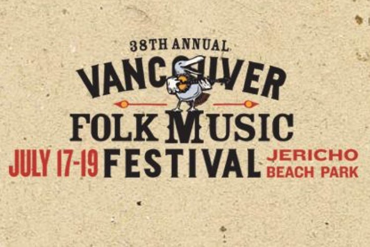 Vancouver Folk Music Festival Confirms 2015 Lineup