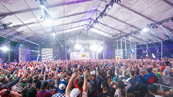 Music School Ontario College of Trades Takes You Behind the Scenes at the Summer's Biggest Music Festivals