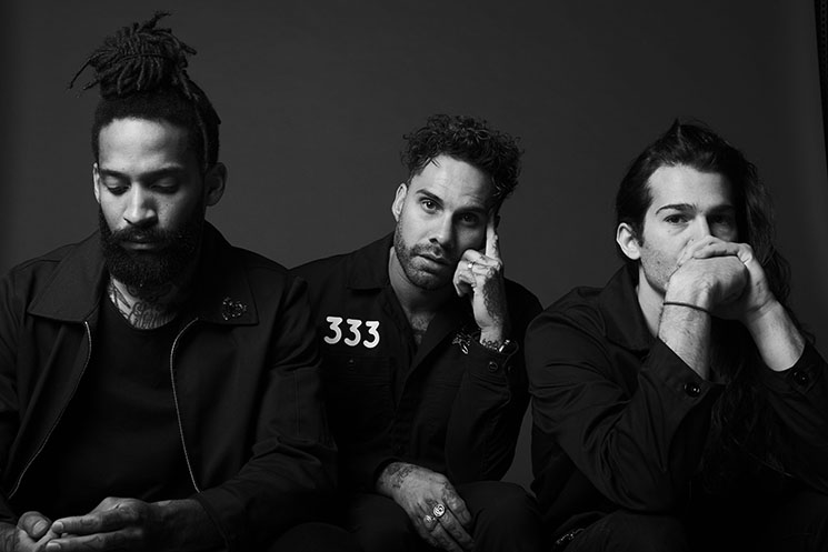 The Fever 333 Channel Politics and Rage (Against the Machine) on 'Strength In Numb333rs'