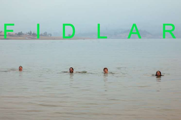 "​FIDLAR Return with Cover of Nirvana's ""Frances Farmer Will Have Her Revenge on Seattle"""