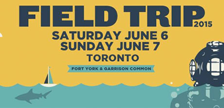 Arts & Crafts' Field Trip Festival Announces 2015 Dates