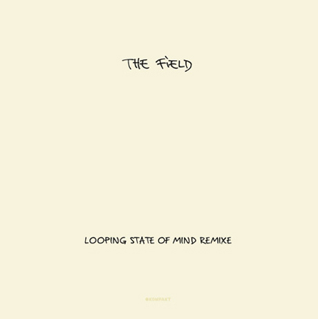The Field Recruits Junior Boys, MOHN, Blondes for Remix EP