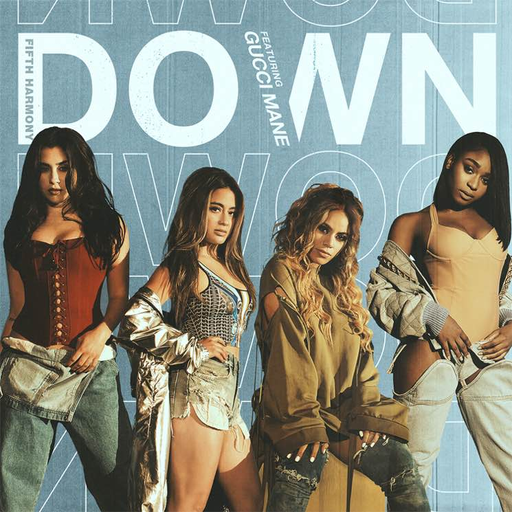 "Fifth Harmony  ""Down"" (ft. Gucci Mane)"