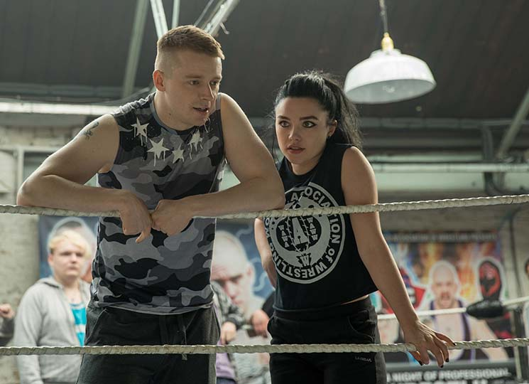 'Fighting with My Family' Brings Wrestler Paige to Life Directed by Stephen Merchant