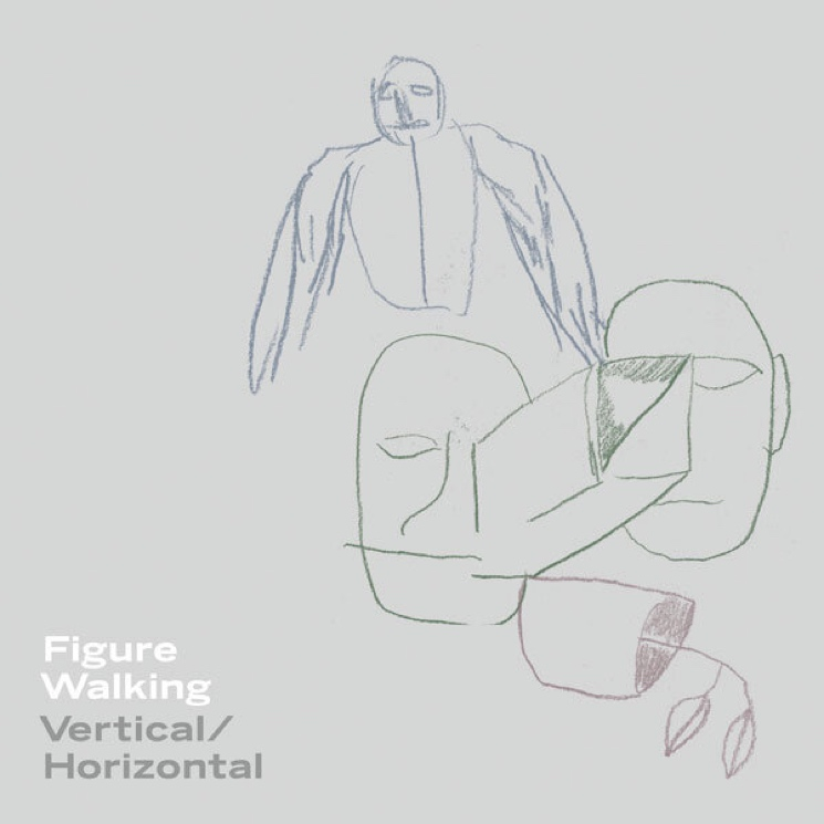 Figure Walking Push Their Two-Piece Setup to the Max on 'Vertical / Horizontal'