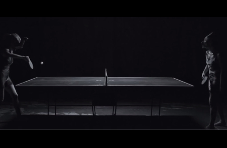 """Film """"Ping Pong with Angels"""" (video)"""