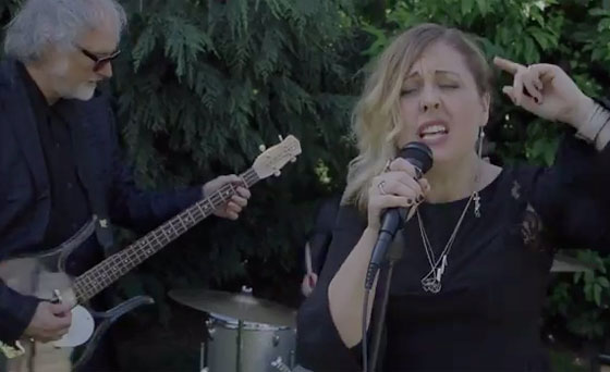 "Sleater-Kinney/R.E.M. Supergroup Filthy Friends Share New ""Despierata"" Video"