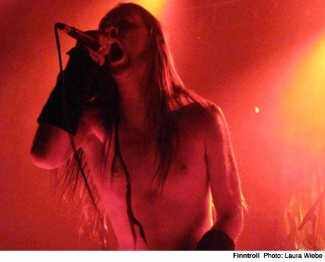 Finntroll / Ensiferum / Rotten Sound / Barren Earth Opera House, Toronto ON February 22