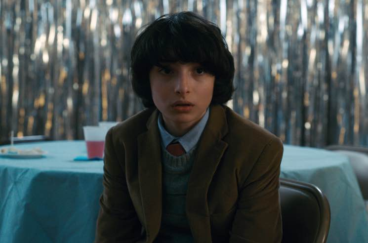 'Stranger Things' Star ​Finn Wolfhard Joins Ansel Elgort in Film Adaptation of 'The Goldfinch'