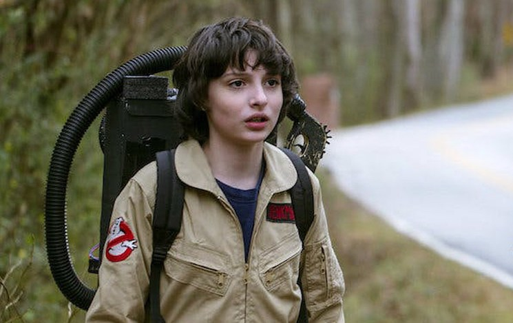 Finn Wolfhard Is in Talks for the New 'Ghostbusters' Movie