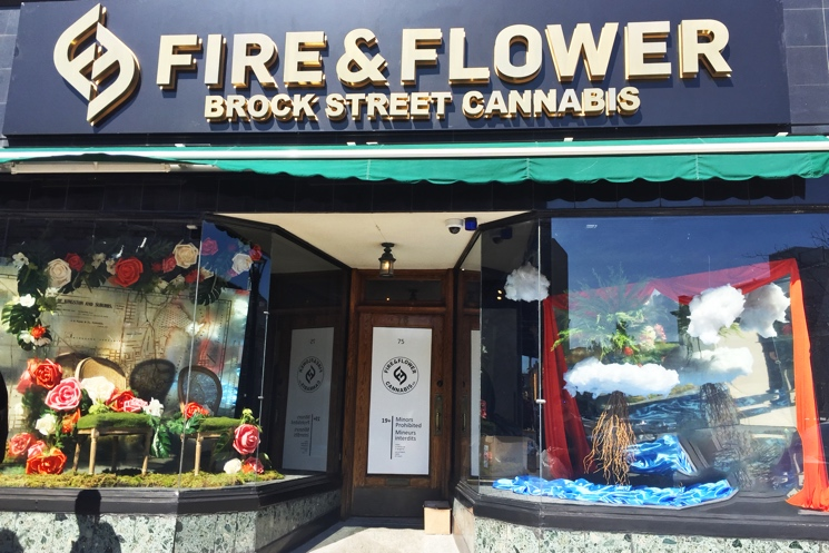 Know Your Budtender: Sarah Mills at Fire & Flower in Kingston