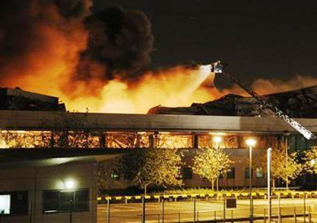 Update: Sony/PIAS Executive Denies Warehouse Fire Was Planned Heist