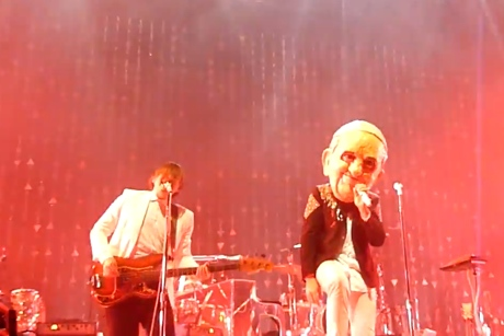 "Arcade Fire ""Come On Baby Let's Go Downtown"" (Neil Young & Crazy Horse cover) (live video)"