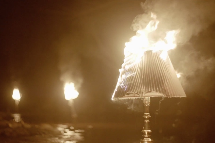 "Modest Mouse ""Lampshades of Fire"" (video)"