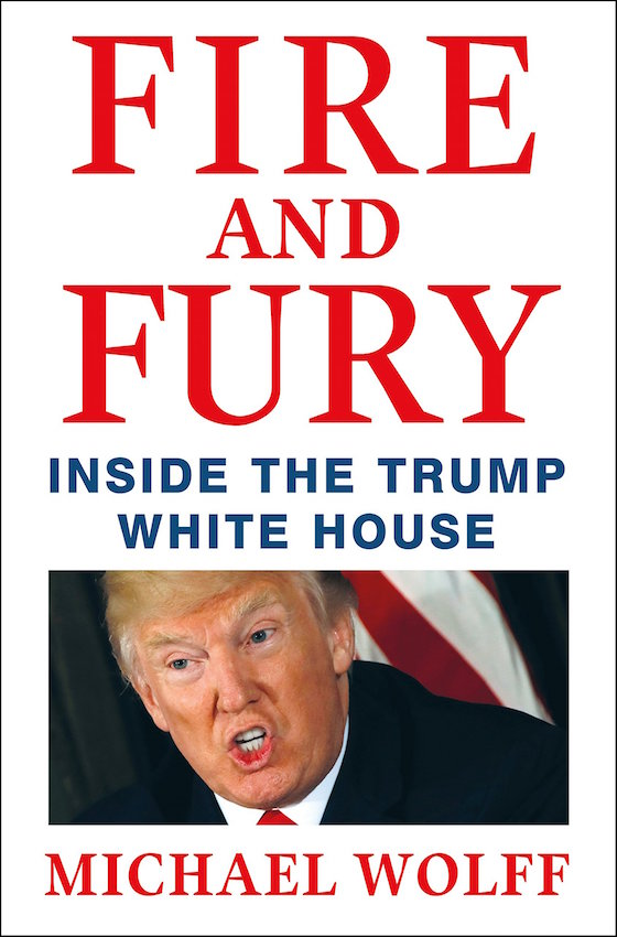 Trump Exposé 'Fire and Fury' to Become a TV Series