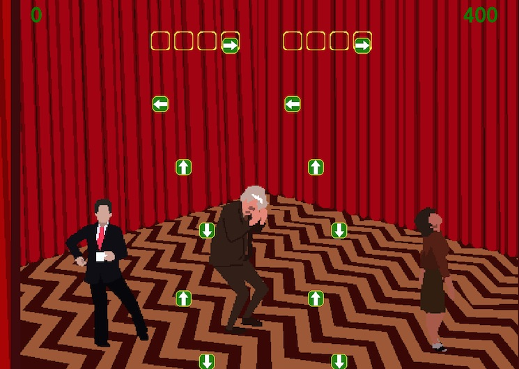 'Twin Peaks' Meets 'Dance Dance Revolution' in New Videogame