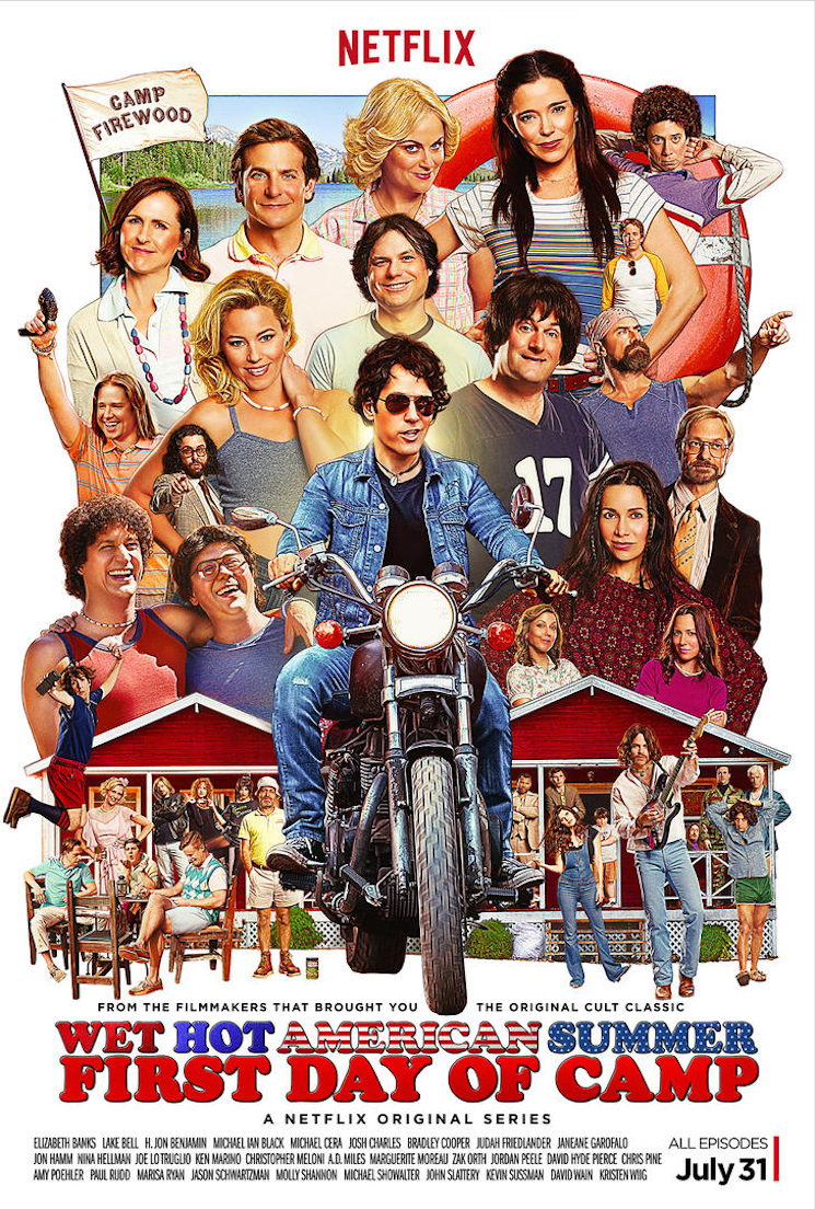 Wet Hot American Summer: First Day of Camp Trailer
