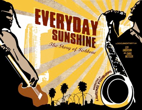Fishbone Documentary 'Everyday Sunshine' Coming to DVD